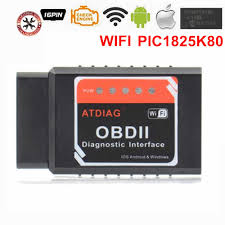 <b>ELM327 OBD2</b> WIFI <b>V1</b>.<b>5 Supports Android</b>/iOS Car Diagnostic Tool ...