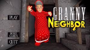 ДОБРАЯ БАБУЛЯ ГРЕННИ СОСЕД - Scary Neighbor Granny Escape