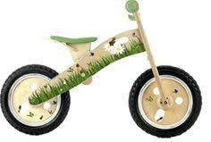 <b>Toy</b> bike designed by Joe Pipal. <b>Seen at</b> RCA graduation show 2013