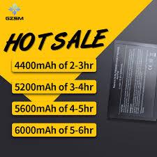 <b>HSW</b> 5200mAh <b>Laptop Battery For</b> Asus A32 F52 A32 F82 F82 K40 ...