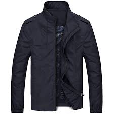 2019 New <b>Spring Autumn</b> Coats <b>Men</b> Solid Casual Jacket <b>Men's</b> ...