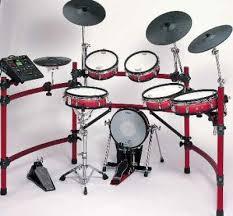 <b>ROLAND</b>: <b>Электронные барабаны</b>: вступление