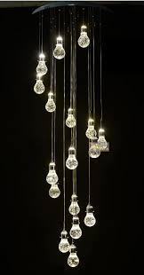16 light bubble crystal chandelier light fixtures included led light source guaranteed bubble lighting fixtures