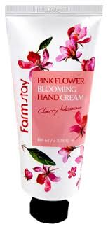 Купить <b>крем для рук Pink</b> Flower Blooming Hand Cream 100мл ...