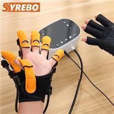 China Rehabilitation Finger Gloves <b>Breathable Anti Slip</b> Auxiliary ...