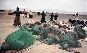 تشرف در روز عاشورای حسینی