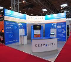 cv show exhibition stand design and build linx modular exhibition stand descartes