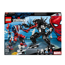 <b>LEGO 76115 Super Heroes</b> Spider Mech vs. Venom Action Figure ...