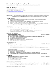 biomedical engineering resume resume innovations of engineering resume examples examples engineering resume