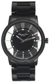 <b>Часы</b> наручные мужские <b>Kenneth Cole</b>, цвет: черный. <b>IKC3994</b>