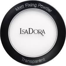 MATT FIXING <b>POWDER Пудра фиксирующая прозрачная</b> от ...
