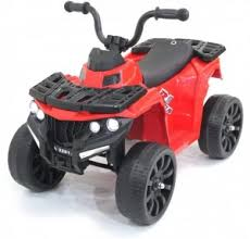 <b>Детский</b> электроквадроцикл <b>FUTAI R1</b> Red на резиновых колесах ...