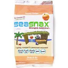SeaSnax Lightly <b>Roasted</b> and Seasoned Seaweed Snack, <b>Toasty</b> ...