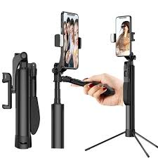 Extendable Video <b>Stabilizer</b> Selfie Stick <b>Tripod Gimbal Bluetooth</b> ...