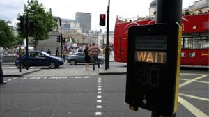 Does pressing the <b>pedestrian</b> crossing <b>button</b> actually do anything ...