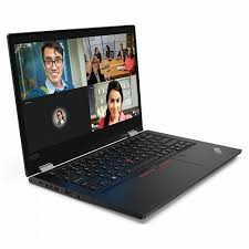 <b>Ноутбук Lenovo ThinkPad</b> Yoga L13, 16Гб, SSD 1024 Гб, черный ...