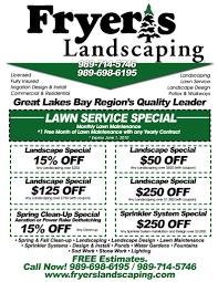 flyerboard fantastic lawn service landscaping deals midland fantastic lawn service landscaping deals