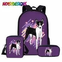 Pink Dog Backpack Canada
