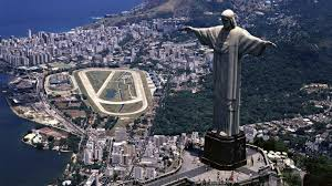 Statue of Christ the Redeemer, Rio de Janeiro, Brazil