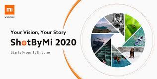 YOUR VISION, YOUR STORY. <b>XIAOMI</b> KICKS OFF SHOTBYMI <b>2020</b> ...