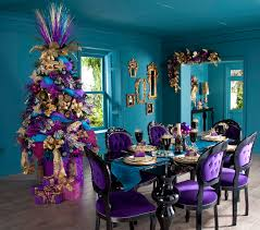 gorgeous interior dining room christmas tree interior decorating ideas lovely teal dining room decors with purple beautiful office decoration themes