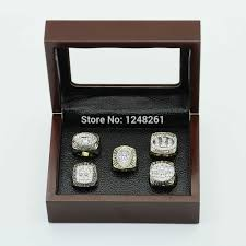 five 5pcs 1981 1984 1988 1989 1994 san francisco 49ers set super bowl champions box san francisco office 5