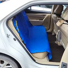 Goodyear Waterproof Car Rear <b>Seat Cover</b> Boot Liner Mat Protector ...