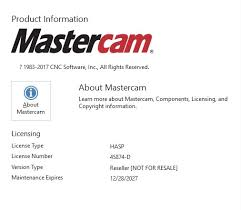 cnc design software mastercam 2019 CRACK version - buy at the ...