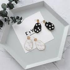Vintage Irregular Freshwater Pearl Dangle Earrings Women <b>Brincos</b> ...