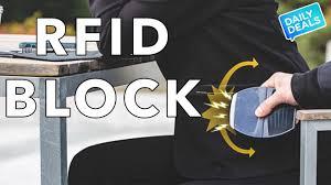 <b>RFID Blocking</b>, Best <b>RFID</b> Wallet <b>Blocking Card</b> Protector The Deal ...
