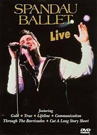 Spandau Ballet - Live: Tony Hadley, John Keeble ... - Amazon.com
