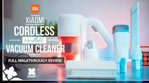<b>Xiaomi Handheld Vacuum Cleaner</b> - Review [Xiaomify] - YouTube