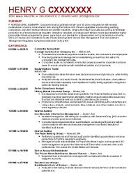 avp market risk reporting analyst resume example  citigroup    featured resumes