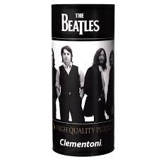 <b>Clementoni</b> The Beatles, <b>Across The</b> Universe. <b>Пазл</b>, 500 элементов