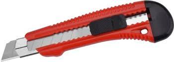 <b>Нож Autovirazh пластиковый корпус</b> с метал. направляющей ...