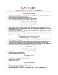 resume aesthetics  font  margins and paper guidelines   resume geniusresume template brick red trump