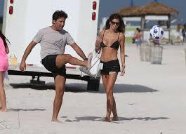 Claudia Galanti Bikini Pussy Lip Slip Candids On A Beach In Miami. Claudia Galanti Bikini Pussy Lip Slip Candids