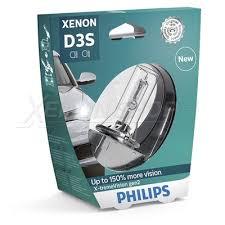 Ксеноновые <b>лампы D3S Philips X</b>-<b>treme Vision</b> Gen2 (+150 ...