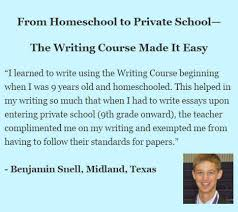 advanced writing resources  the writing course it shows you how to teach kids to write but it will also show them how to teach themselves to write as well