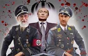 Image result for assad putin friends