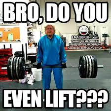 Why Do I Even Lift? by redskady - Meme Center via Relatably.com