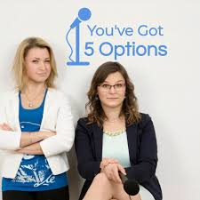 You've Got 5 Options