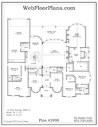 One story houses  First story and House plans on PinterestOne Story House Plan  pdf Download legal documents This is a one story house