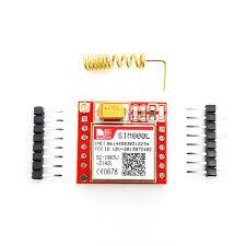 <b>SIM800L</b> Quad-band Network <b>Mini GPRS GSM</b> Breakout <b>Module</b> ...
