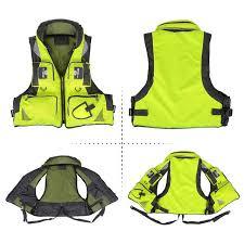 Online Shop <b>Lixada</b> Fishing <b>Life</b> Vests <b>Adult</b> Unisex Swimming <b>Life</b> ...