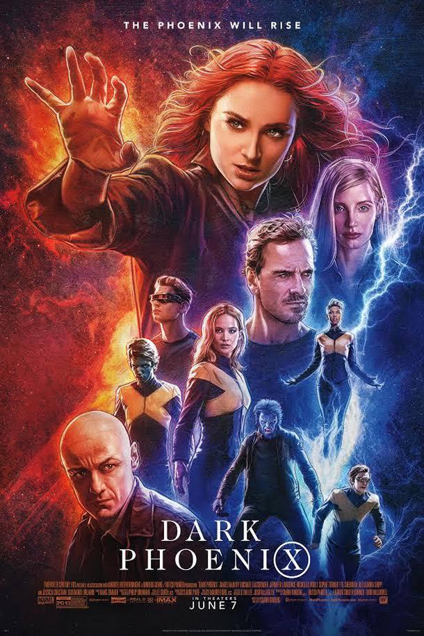 Download Dark Phoenix (2019) Dual Audio {Hindi-English} 480p [350MB] | 720p [1.1GB] | 1080p [2.5GB]