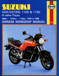 contents contributed and discussions participated by paul cooper suzuki gs 1150 e manual