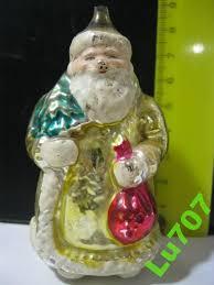 <b>Елочные игрушки</b> СССР - <b>дед мороз</b> №1 в 2019 г. | <b>Дед мороз</b> ...
