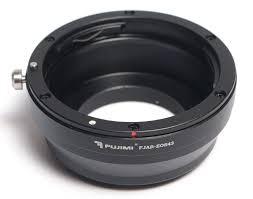 <b>Кольцо</b> переходное <b>Fujimi EOS</b>-Micro 4/3 для Panasonic/Olympus ...