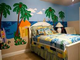 beach themed wall decals ideas beach themed rooms interesting home office